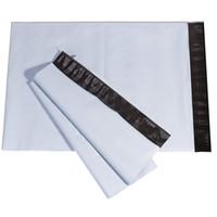Logo Custom Poly Mailer Umschläge Versand Taschen mit selbstklebenden, wasserdichten und reißfesten Post Mailer Taschen