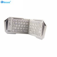 Netcosy Folder Bluetooth Wireless Keyboard For iOS Android W...