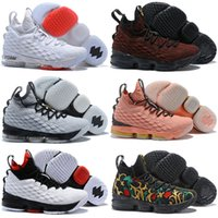 Super king men shoes 15 White Black Ashes Basketball Shoes 1...