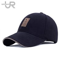 Venda quente Unisex Marca Moda Boné de Beisebol Esportes Golf Snapback  Simples Cor Sólida Chapéus Para 6e0cf076546