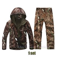 Military Multicam TAD Hunting Softshell Fishing Camping Camo...
