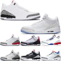 sale retailer 1bed5 e6bbd Nike Air Jordan 3 3s Retro Zapatillas de baloncesto Hombre Katrina Tinker  JTH NRG Cemento negro