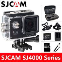 SJCAM SJ4000 Action Camera Sports DV 2. 0 inch Diving 30M Wat...