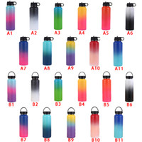Water Bottle 304 Stainless Steel Vacuum Water Bottles Insula...