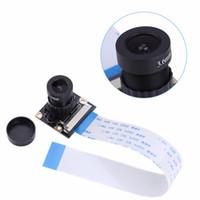Freeshipping per Raspberry PI Camera Board Sensor 5MP con obiettivo Night Vision per Raspberry PI 3