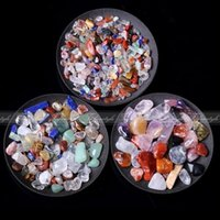 50g 3 Sizes Natural Mixed Quartz Crystal Stone Rock Gravel S...