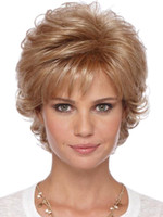 Women' s Synthetic Hair Wig Curly Chic All Match Fashion...