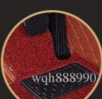 Tapis de plancher de voiture pour Mercedes Benz C E GLK GLC M ML Classe GLE X204 X205 W164 W166 W204 W205 W211 W212 W213 Tapis de haute qualité