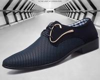 Наш размер  6-10 Новые мужские туфли Итальянский стиль Свадебные  повседневные ботинки Дерби Кожаные 220faea3ff5