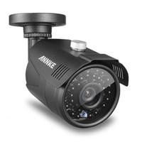 Cctv kablosuz kamera wifi ANNKE 1.3 MP CCTV Kamera IR Gece Görüş Güvenlik Ev Kamera Açık