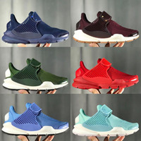 Presto Mesh Sock Dart Running Shoes Men Women GPX Black Samu...