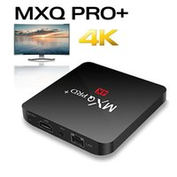 MXQ Pro PLUS Android Smart TV Box 2GB 16GB Quad Core Amlogic...