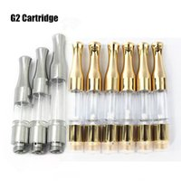G2 atomizer vape pen vaporizer cartridge thick oil empty 510...