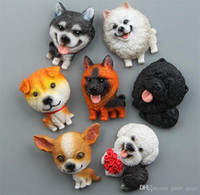 Random Dogs Action Figure for Refrigerator Magnet Sticker Fr...