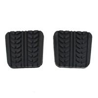 Paar Bremse Kupplungspedalauflage Abdeckung für Mazda 323 626 929 B-Serie B2200 B2600 Bravo E1400 E1800 MPV MX6 Premacy RX-7