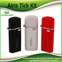 Original Airis Tick Mod Kits 650mAh Battery Cartridg Vape Bo...