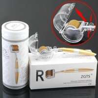 100pcs lot ZGTS Derma Roller Lowest Factory price 192 Metall...