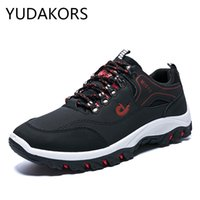 Men Outdoor Sneakers Breathable Hiking Shoes New brand Male ...