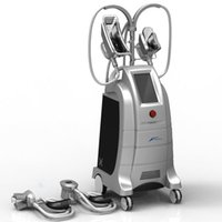 High Quality 4 Handles slim gym exercise machine fat freezin...