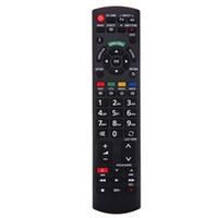 1 STÜCK Neues Kunststoff TV Ersatz Fernbedienung für Panasonic LCD / LED / HDTV N2QAYB000487 EUR-7628030 EUR-7651030A Fernbedienung