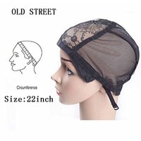 New Quality Stretch Elastic Mesh Lace Wig Caps For Making Wi...