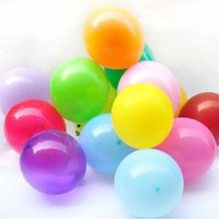 Pearl balloons 10pc 10 Inch Thick 2. 2 g Birthday Ballons Dec...