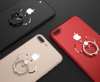 بات 360 درجة تدوير حامل البنصر حامل الهاتف المحمول حامل ل iPhone / Samsung / Xiaomi جميع حامل الهاتف الذكي