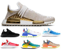 Sale Air Human Race Running Shoes Pharrell Williams PW Hu Cr...