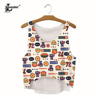 Lei- SAGLY Women Summer Tanks tops Strapless Sleeveless Digit...