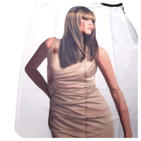 Nylon Hair Salon Cutting Cape Barber Hairdressing Cape Apron...