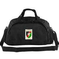 حقيبة من القماش الخشن Glentoran حقيبة First pick-to-tote حمل الصالة الرياضية على ظهره مفيد كرة القدم ممارسة تمرين كتف حقيبة الرافعة في الهواء الطلق