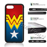 Wonder Woman Superhero Marvel Comic Phone Case For iPhone X ...