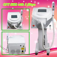 New portable ipl shr hair removal machine face lifting eligh...