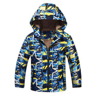 Outdoor Fleece Thickening Full Sleeve Hooded Thermal Clothin...