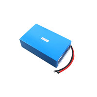 13S8P 48v 20ah lithium battery 48 volt scooter battery with ...