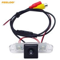 FEELDO voiture HD CCD caméra arrière pour Honda Accord 2 à 7 juillet / Accord 03-05 Parking Caméra 8 sauvegarde # 3993