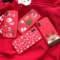 christmas case cover mobile hot new product multi styles tpu...