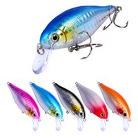 5PC Crankbait Wobblers Hard Fishing Tackle 13g 7cm Swim Bait Bassbait Fishing Lures 5 цветов Рыболовные снасти