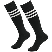 Saf Renk Çizgili Dans Amigoluk Üniforma Yabani Çorap Of Men and Women In Uzun Tüp