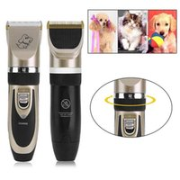 Professional Trimmer Electric Dog Cat Thick Long Hair Fur De...