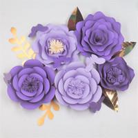 Buy Paper Flowers In Bulk Wholesale Mini Paper Flowers