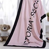 Long 70*140cm Pink Bath Beach Towel Women Summer Sports Towe...