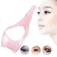 5 in 1 Mascara Eyelash Comb Applicator Template Eyeliner Mod...
