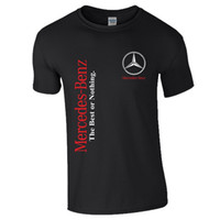 Mercedes Benz The Best Or Nothing T Shirt Fan Inspired Birth...