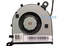 NUOVO dispositivo di raffreddamento per Dell XPS 13 9350 9343 serie 9360 ventola di raffreddamento CPU 0XHT5V XHT5V DC28000F2F0