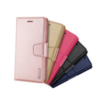 Hanman Wallet PU Flip Leather Stand Case For iPhone X 8 7 6 ...