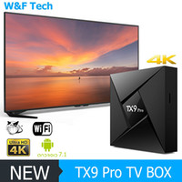 TX9 Pro Android 7. 1 TV Box Amlogic S912 Octa Core 3GB  32GB ...