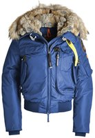 2018 2019 Top copy Women's Parajumpers Gobi Down Parka Black Red Navy arcticparka Winter Jacket Down Coat For Sale Cheap Norway Sweden