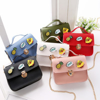 2018 Fashion Spring Children Handbag For Girls Small Bag Chi...