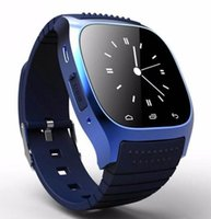 M26 Bluetooth Smart Watch с гнездом для SIM-карт NFC Watch Watch для Android Samsung и IOS Apple Iphone Smartphone Cradle Design